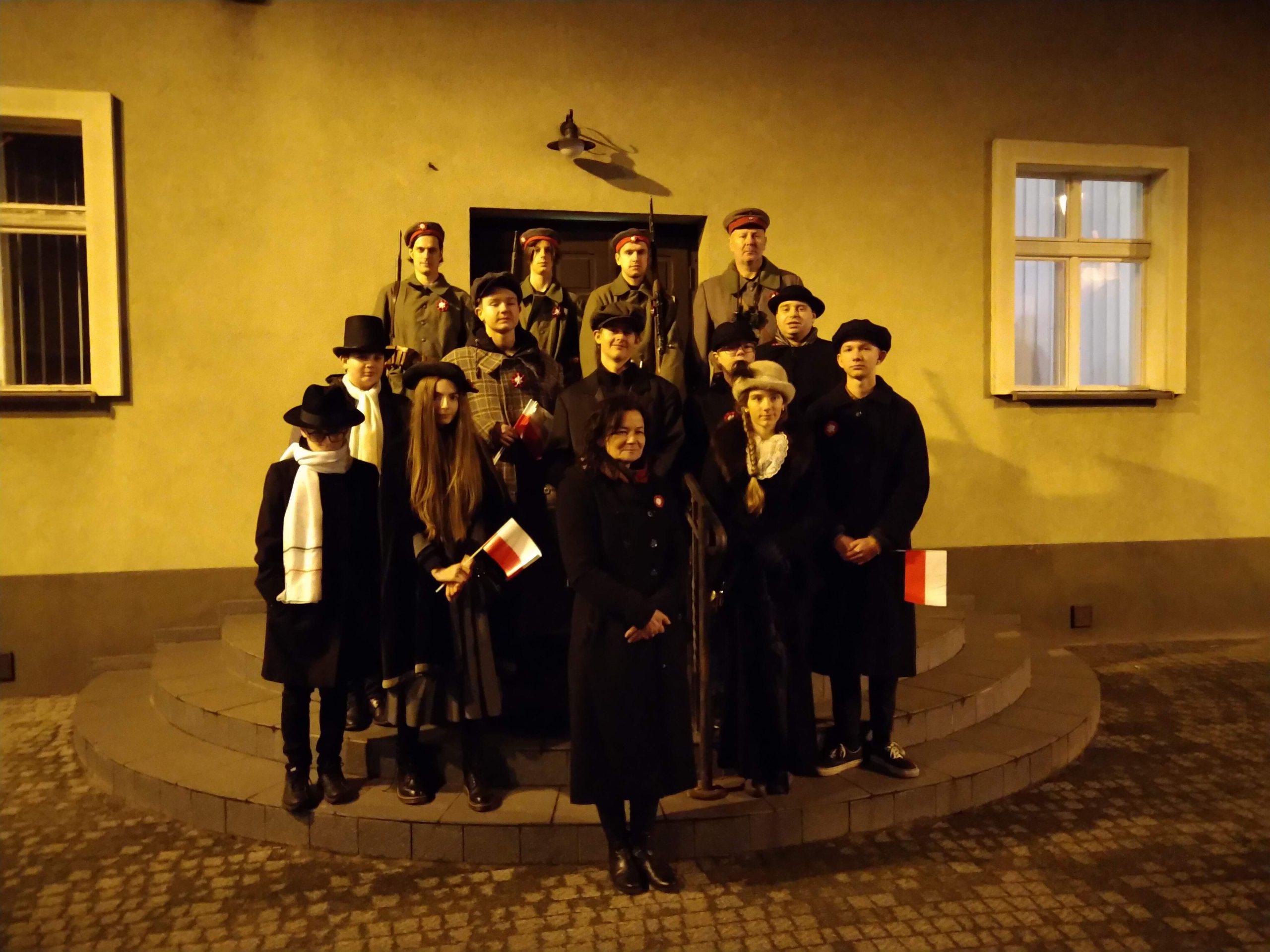 Uroczystości upamiętniające wybuch Powstania Wielkopolskiego
