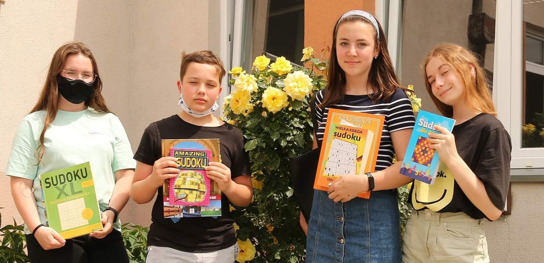 XII Mistrzostwa Szkoły w Sudoku