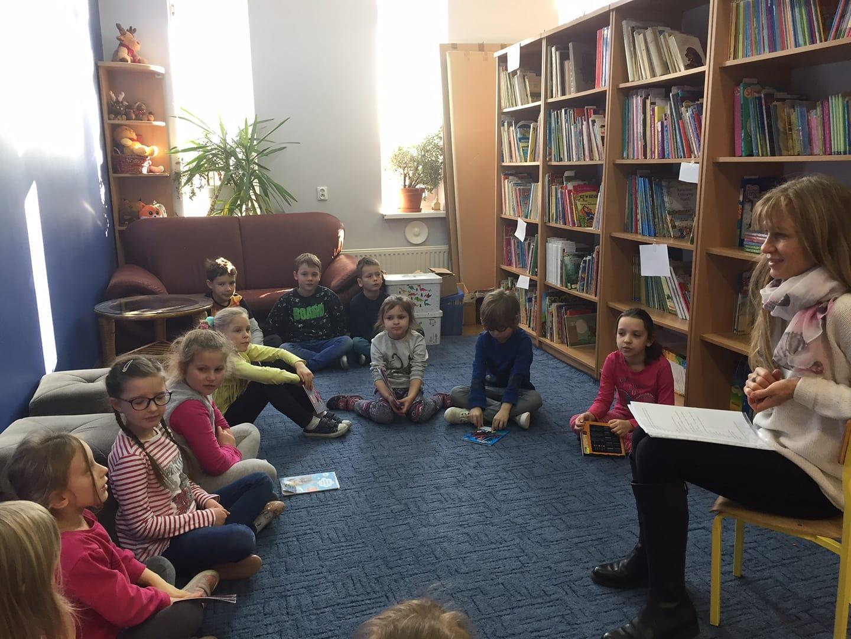 Nasza szkolna biblioteka